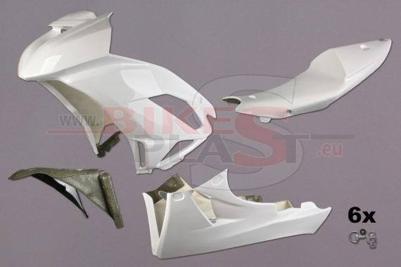 KAWASAKI-ZX6-R-2009-2012-Fairings-Bodywork