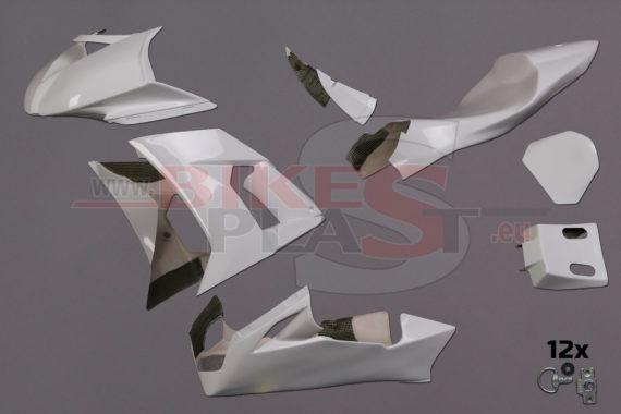 Kawasaki-ZX10R-2007-2008-SET-Bodywork-FAIRINGS