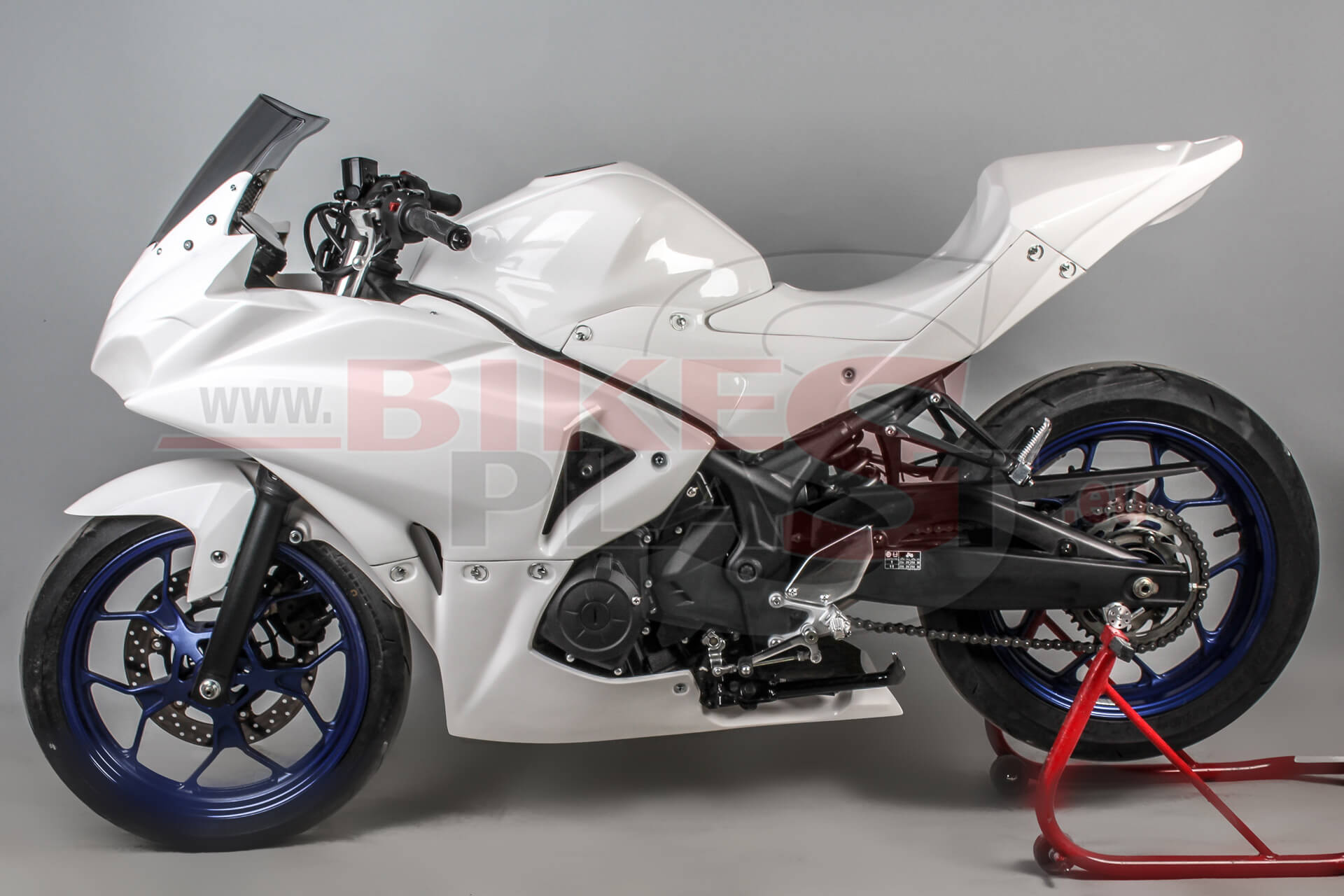 Basic Kit Yamaha R3 2015 Bikesplast Com