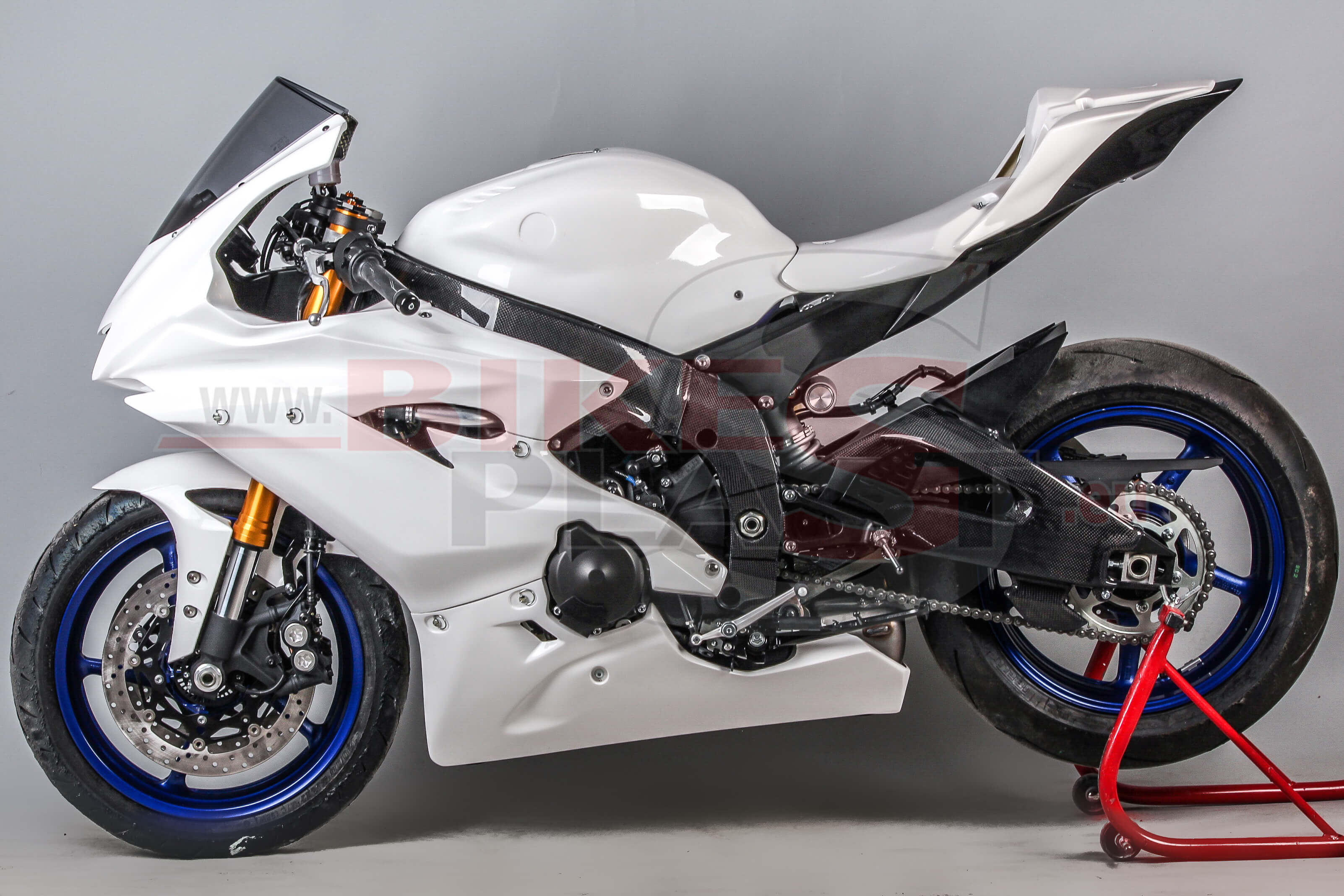 Kit Fairings Yamaha R6 2017 2019 Bikesplastcom