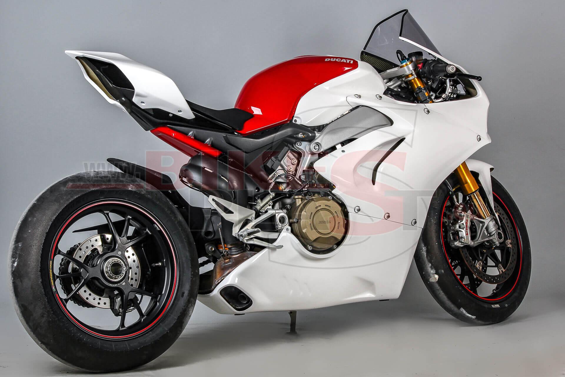 1998 R1 >> Full Kit Fairings – Ducati V4 2018 – Bikesplast.com