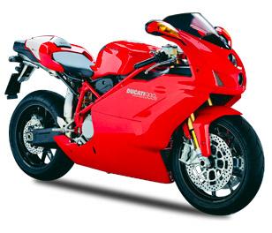 Ducati 749 / 999 Desmosedici 2003 - 2006