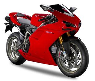 Ducati 848 / 1098 / 1198 2007 - 2011