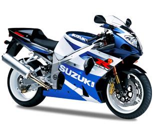 Suzuki GSX-R 1000 2001 - 2002