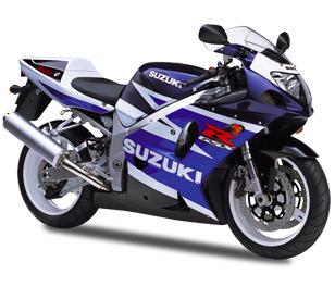 Suzuki GSX-R 600/750 2001 - 2003