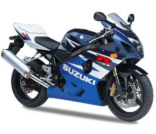 Suzuki GSX-R 600/750 2004 - 2005