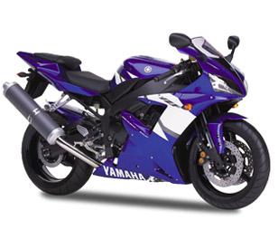 Yamaha R1 2002 - 2003