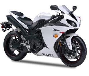 Yamaha R1 2009 -2011