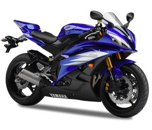 Yamaha R6 2006 - 2007