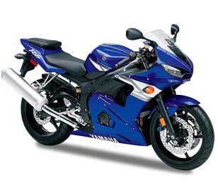 Yamaha R6 2003 - 2005