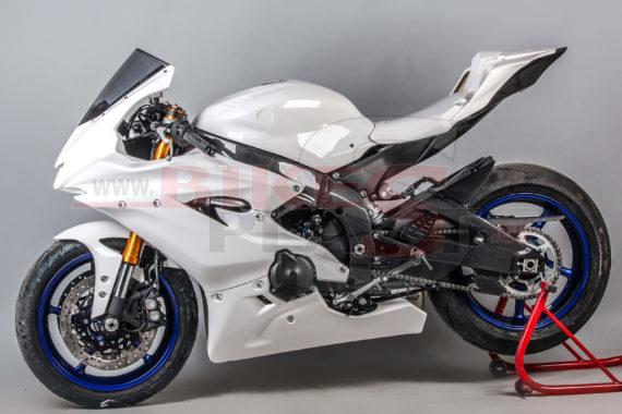 Kit Fairings Yamaha R6 2017 2019