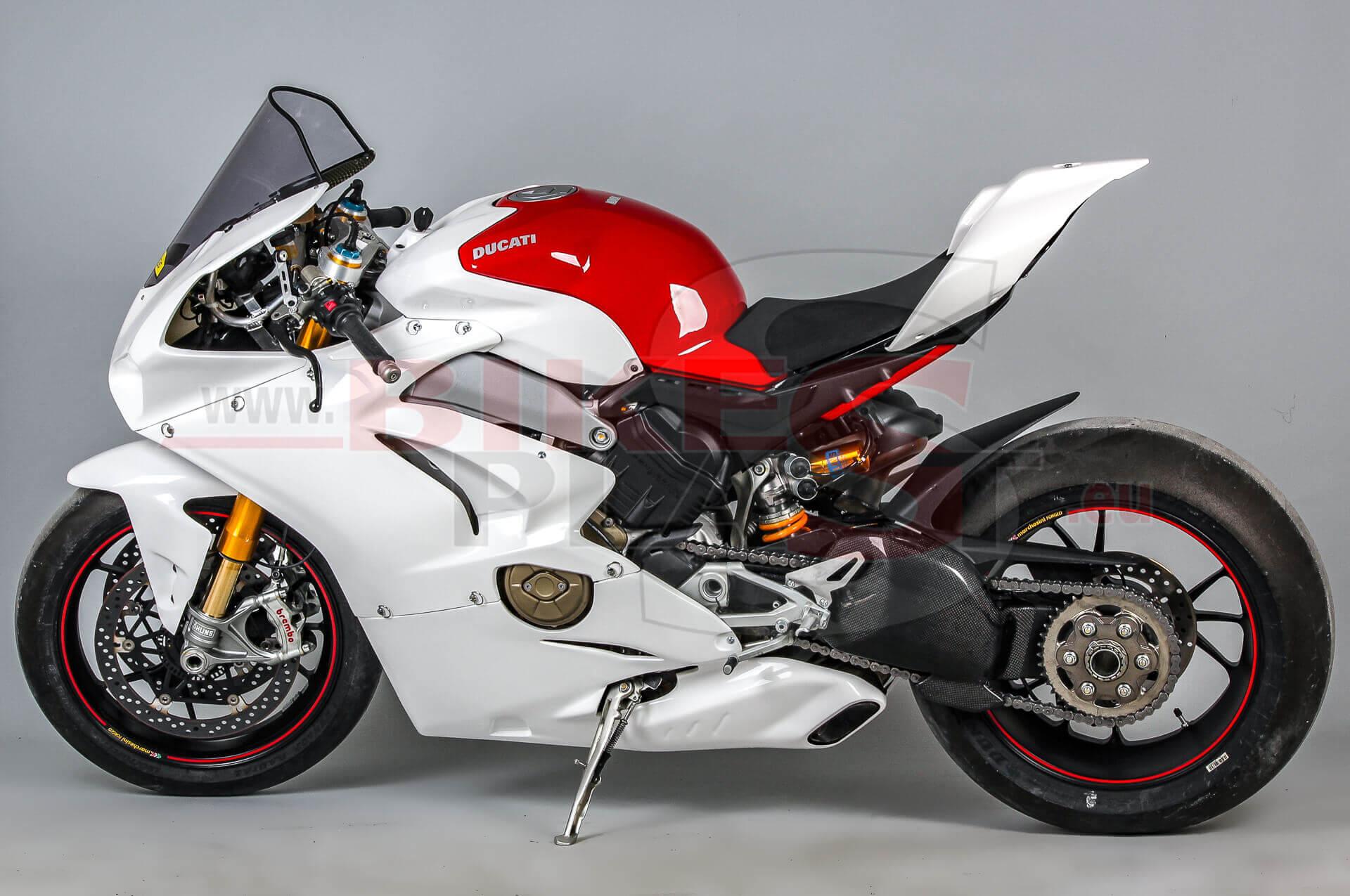 Full Kit Fairings Ducati V4 2018
