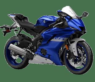 Yamaha R6 2017 - 2020